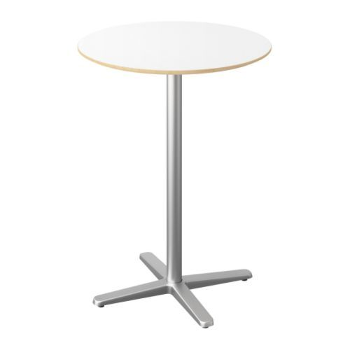 Merveilleux BILLSTA Bar Table IKEA Table Top Covered With Melamine, A Heat  And Scratch