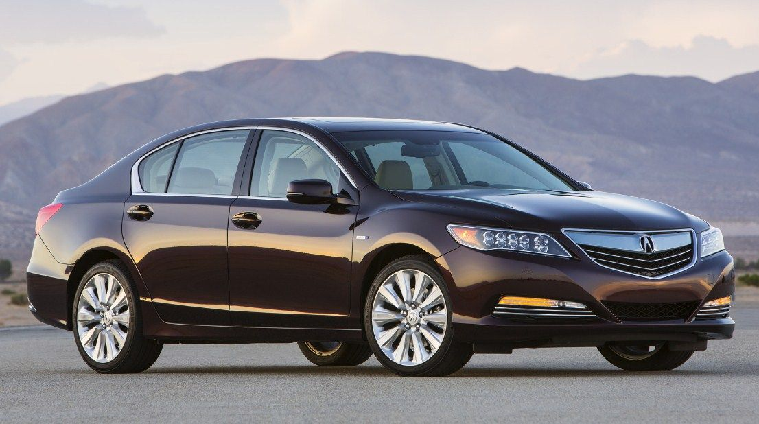 2019 Acura RLX Review And Release Date 20172018 Car