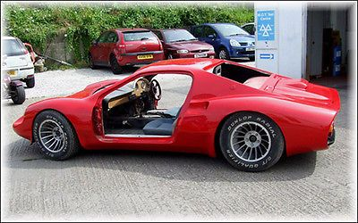 eBay Karma Ferrari Dino Replica, VW Based. KIT CAR
