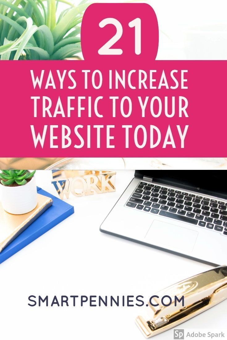 Are you needing to increase traffic to your website today
