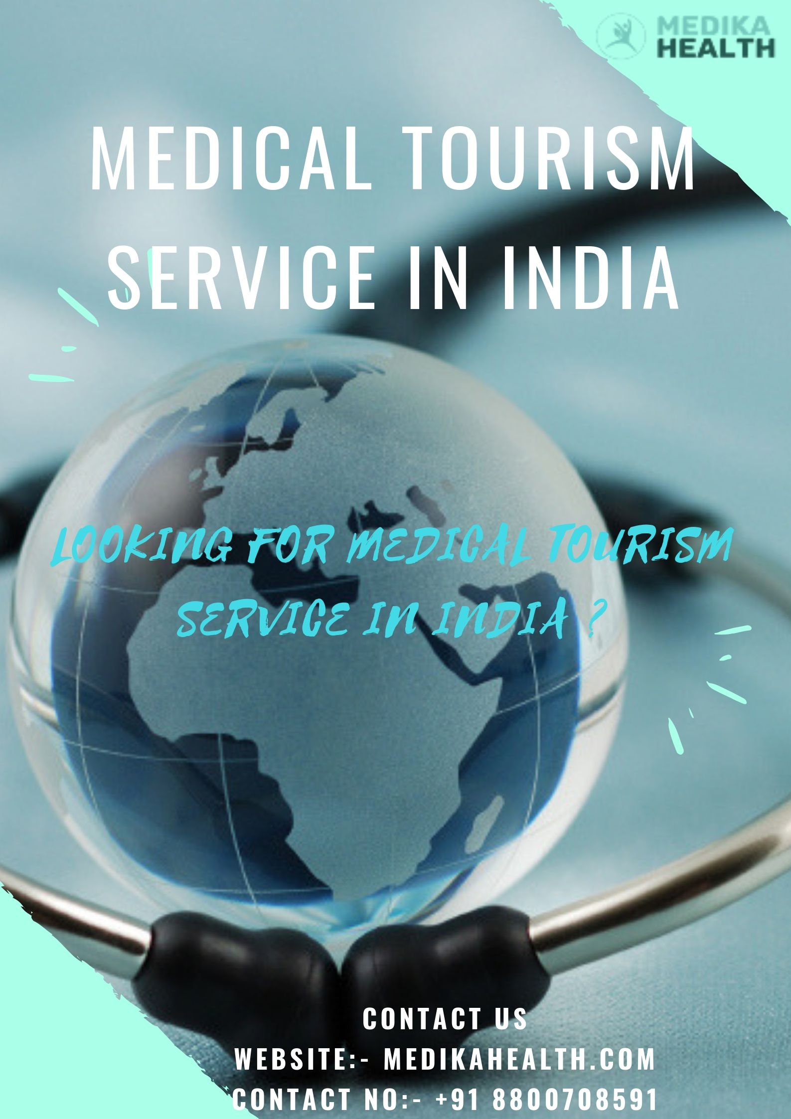 Select The Right Medical Tourism Service Provider In India With