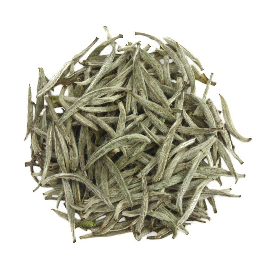 Baihao Silver Needle Delicate White Tea Tea Hora Del