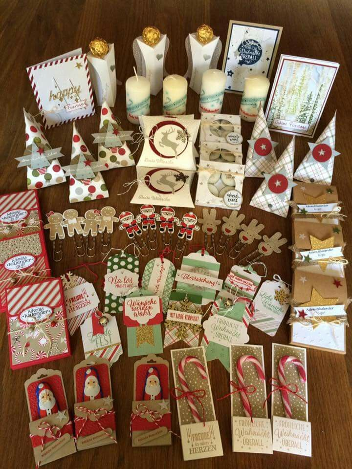 Paper gifts #weihnachtsmarktideenverkauf