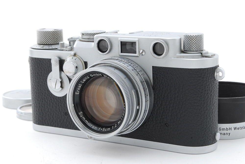 Details about *MINT* Nikon S2 Vintage Rangefinder Camera Nikkor-H C