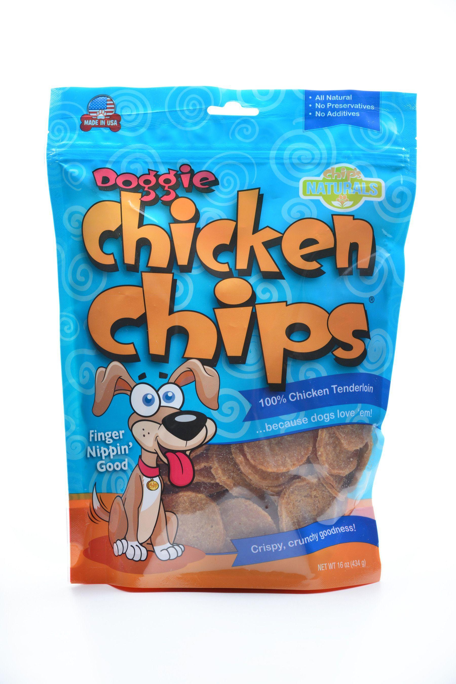 Doggie Chicken Chips Dog Treats Dog Snacks Dog Treats Homemade