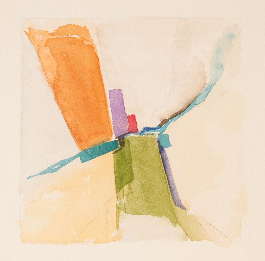 Abstract Watercolors by Lisa Strazza | watercolor | Pinterest ...