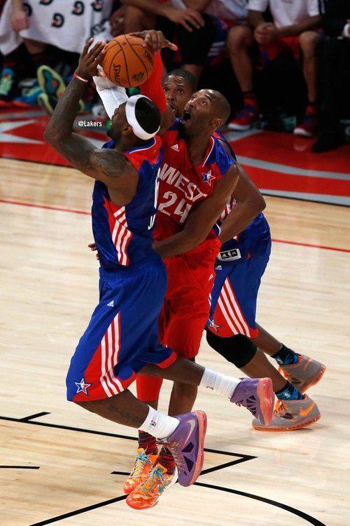 NBA Player Still Plays in Nike Air Max