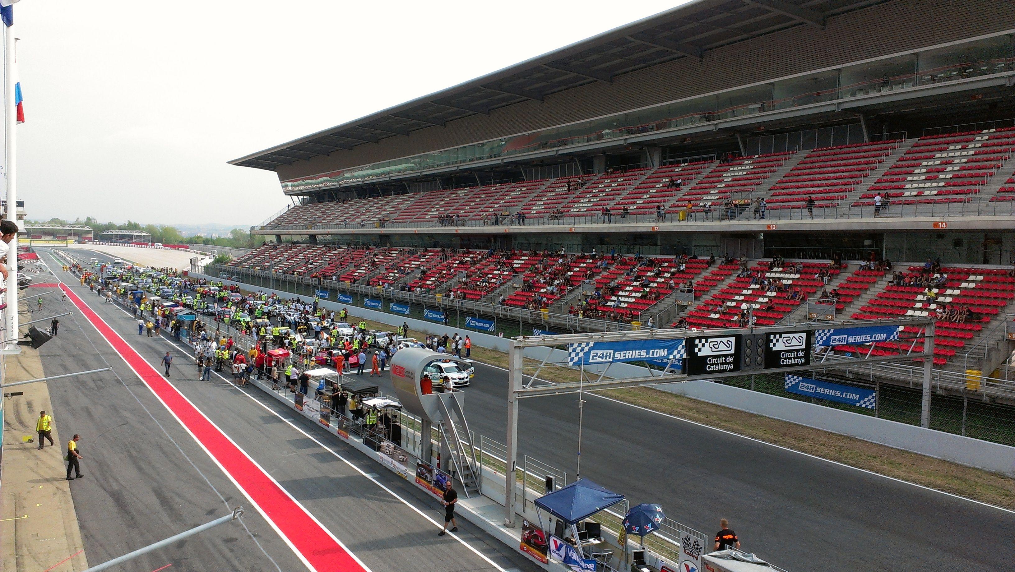Circuito Montmelo : Circuitcat hbarcelona coches circuito montmeló hauto