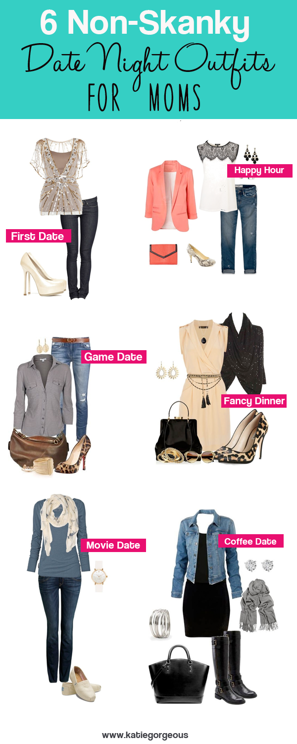First date outfit casual dinner ideas