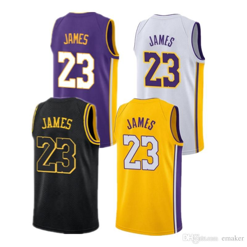 86a2850f Lebron James Jersey 23 Los Ang… | Lebron James Jersey 23 Los Angeles ...