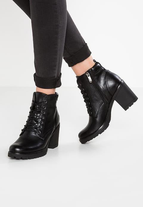 Marco Tozzi Ankle Boots black antic Zalando.at