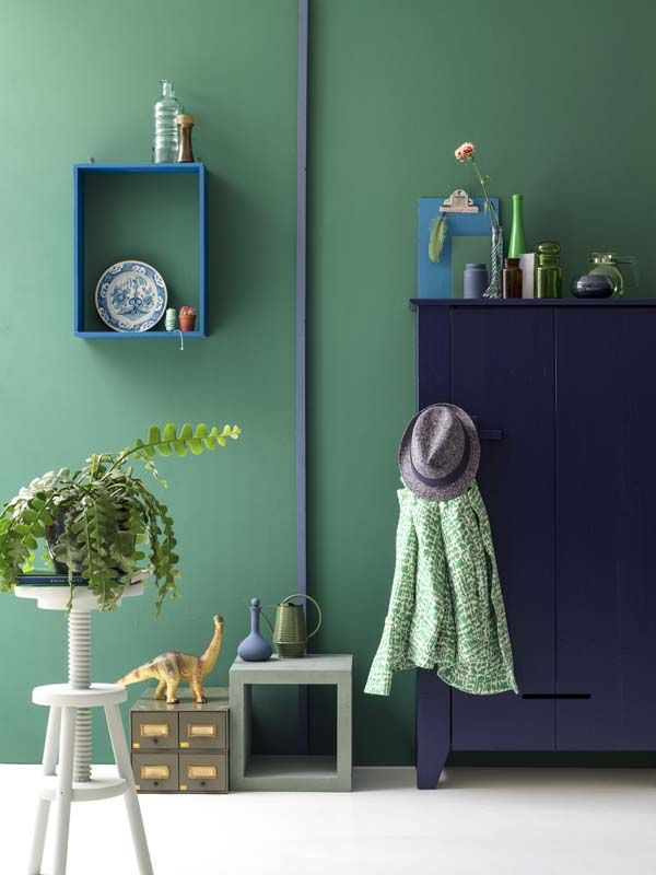 KARWEI | Kies voor de nieuwste kleurentrends in je woonkamer, zoals ...