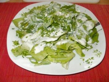 Photo of Kopfsalat á la Oma – Rezept mit Bild