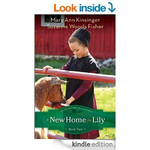 Amazon.com: New Home for Lily, A (The Adventures of Lily Lapp Book #2)  (Favorite)