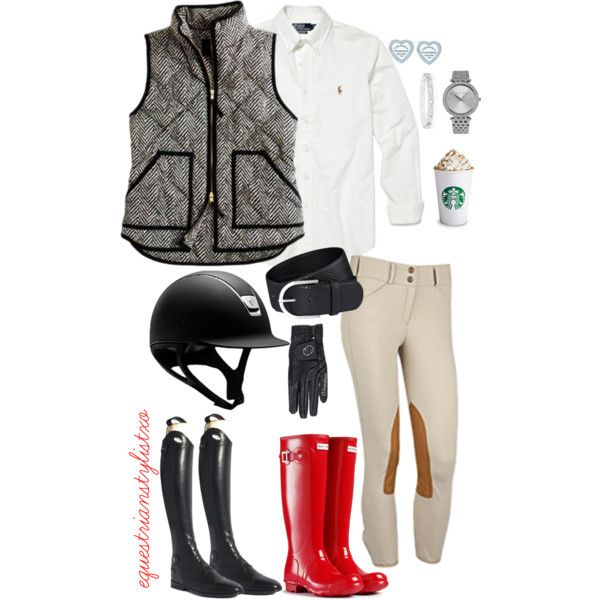 """Requested Fall Clinic"" by adastaley on Polyvore"