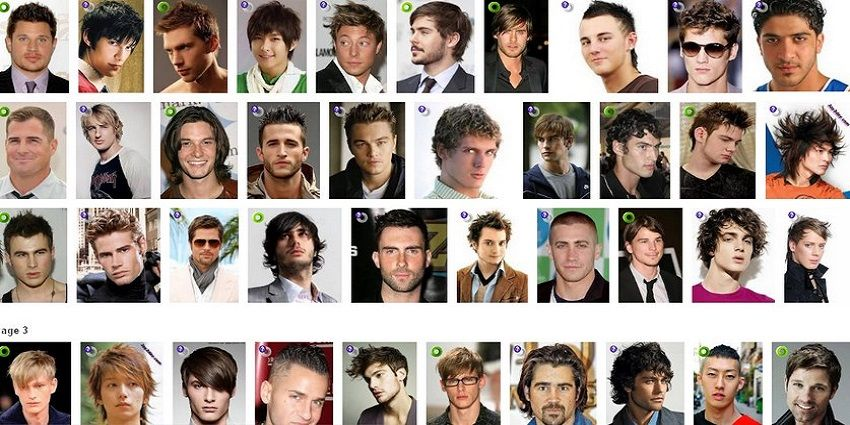 Mens Haircut Numbers Chart Hairstyles Ideas Hair Styles
