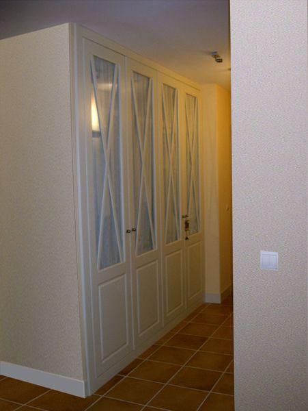 Construccion armarios armario armarios a medida armarios - Armarios empotrados interiores ...