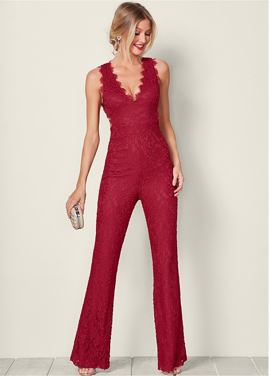 9fe76be03b Lace jumpsuit