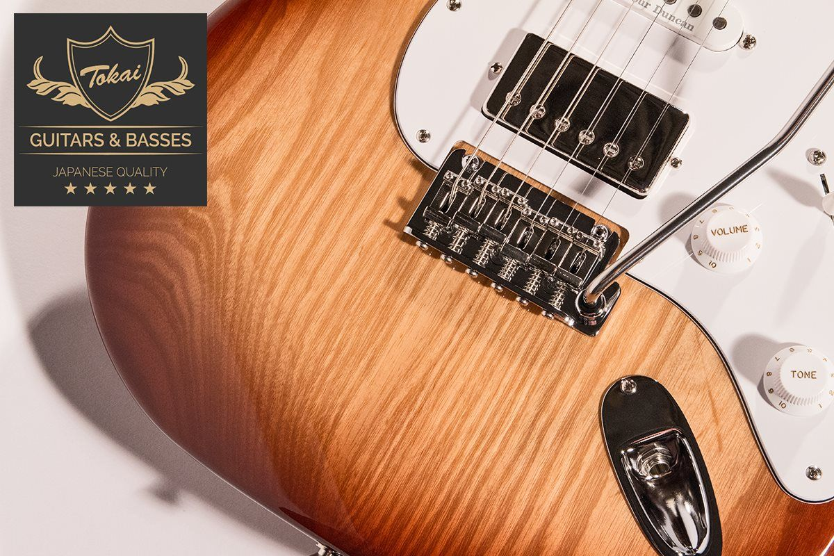 Tokai Guitars Nordic – new Premium Series TST-50-FS