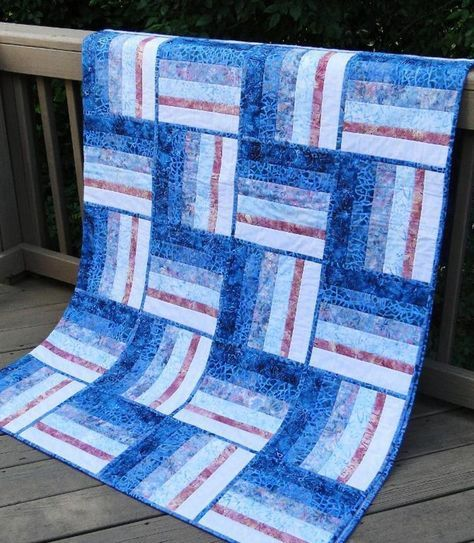 Tennessee Trotter Quilt-As-You-Go   Bluprint