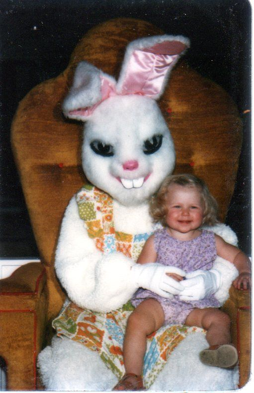 Blood Curdling Blog Of Monster Masks Creepy Easter Bunnies