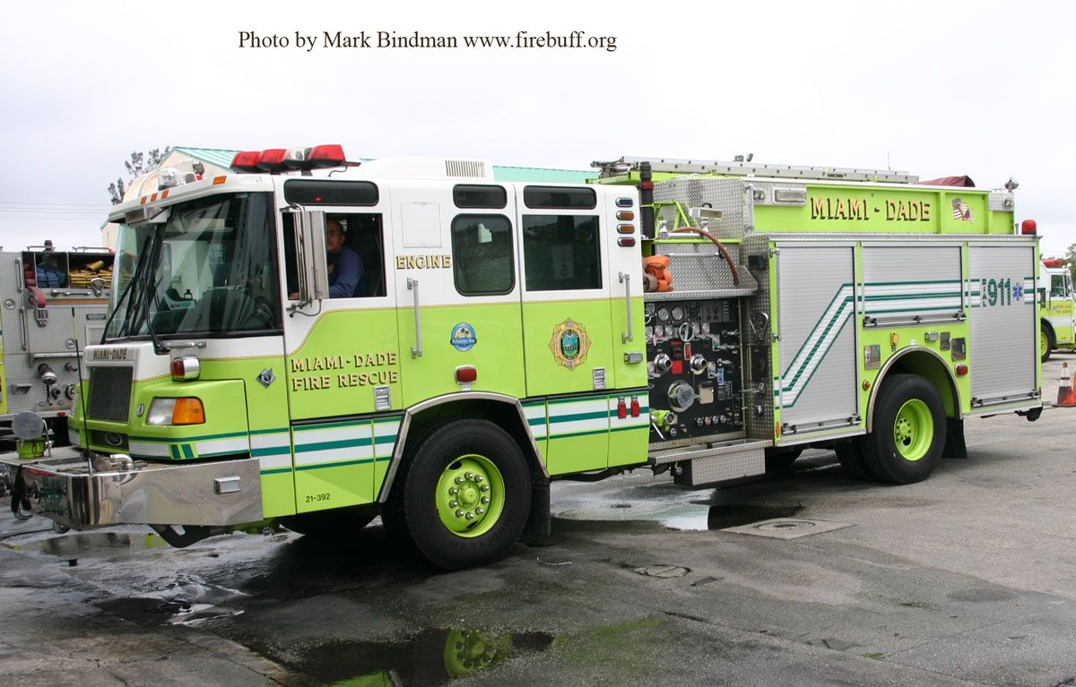 Pin by Jaden Conner on Miami FD (With images) Fire