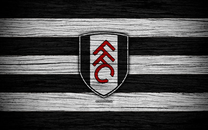 Download Wallpapers Fulham FC, 4k, EFL Championship
