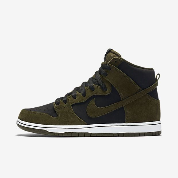 7c3b48589a6a ... Nike SB Dunk High Mulder Release Date - Sneaker Bar Detroit Sneakers  Pinterest Nike sb dunks ...