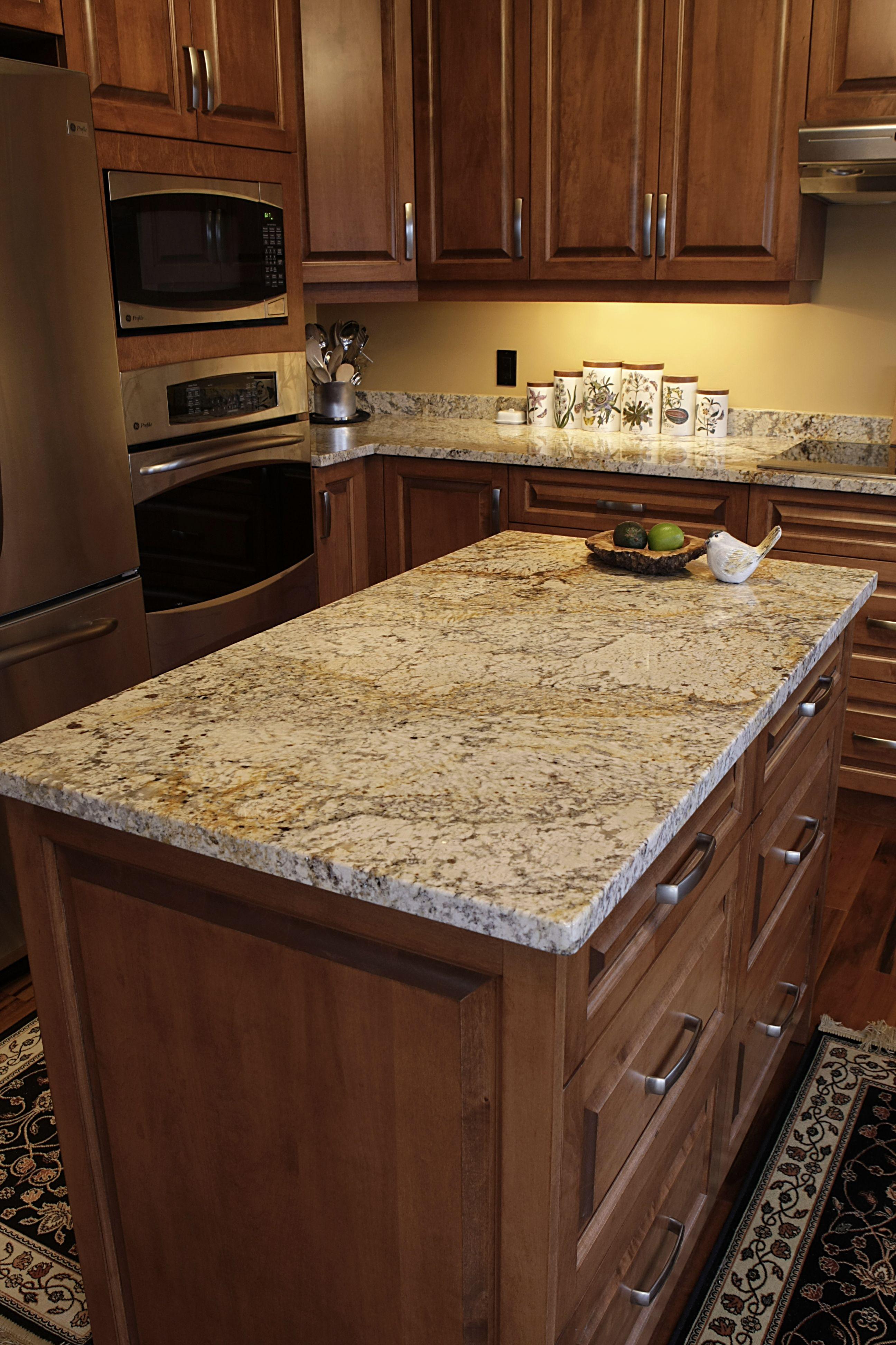 Kitchen Countertops In Minotaurus Granite