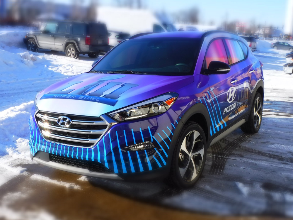 Suv Vehicle Graphics Design Challenges Phone Project Graphic