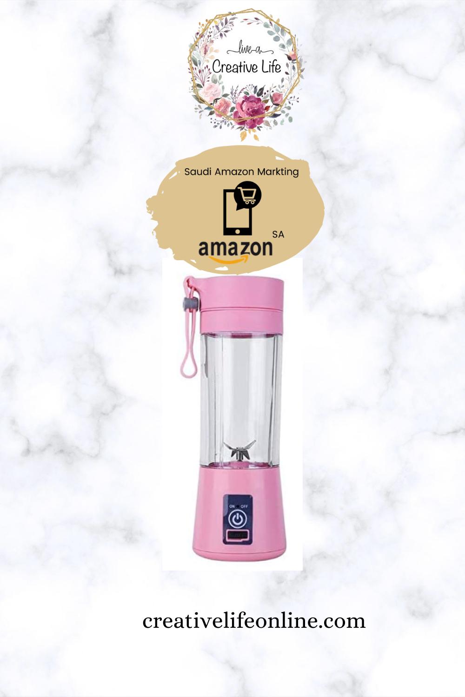 كأس عصارة خلاط عصير مصغرة محمولة قابلة للشحن In 2020 Popcorn Maker Kitchen Appliances Creative Life