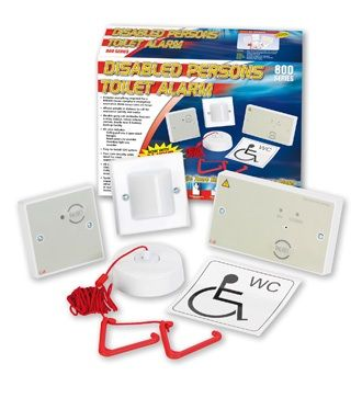 Disabled Persons Toilet Alarm. NC951... Includes ...
