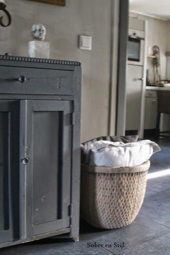 Sober en stijl nieuw jaar wonen pinterest interiors gray and decoration - Sofa stijl jaar ...