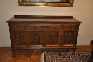 """SF bay area furniture """"BUFFET"""" - craigslist (With images ..."""