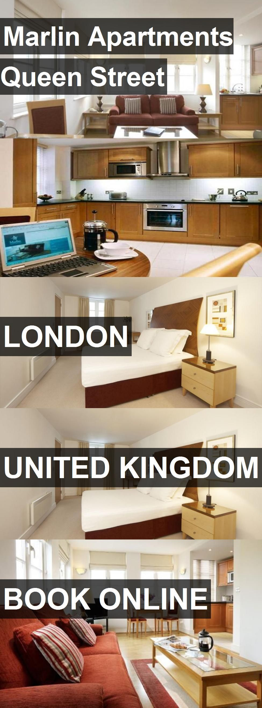 Marlin Apartments Queen Street in London, United Kingdom ...