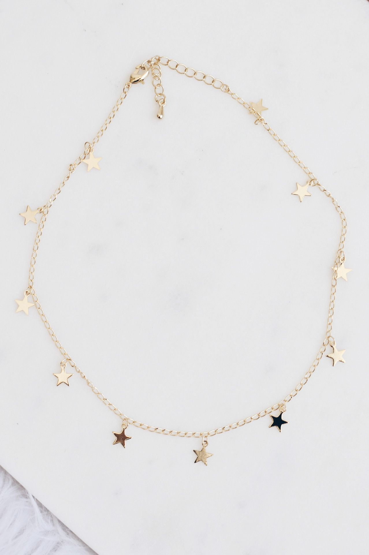 85e91251f Star Choker Dainty Jewelry, White Gold Jewelry, Tiffany Jewelry, Clean Gold  Jewelry,