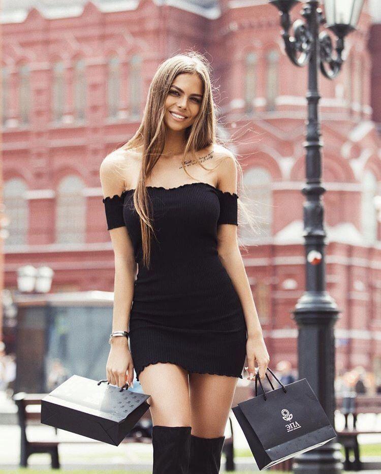 Viki Odintcova : Photo | Midi dress style, Mini dress fashion, Fashion
