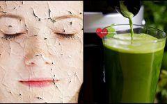Suco Detox Para Combater o Envelhecimento Precoce