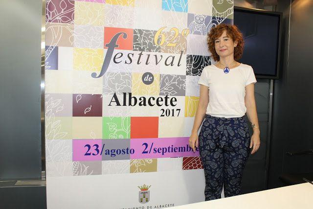 EL 62º FESTIVAL DE ALBACETE OFRECERÁ UNA PROGRAMACIÓN VARIADA Y DE CALIDAD AL AIRE LIBRE   Ayuntamiento de Albacete Festivales Nota de Prensa Noticias Albacete