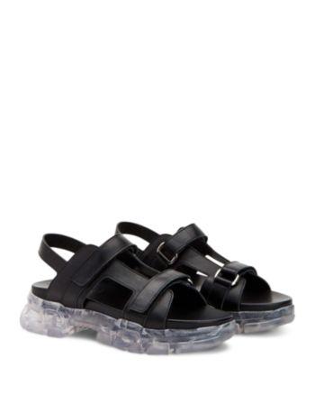 Aquatalia Women's Darby Strappy Wedge Sandals