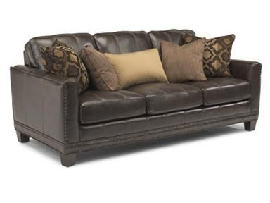 Shop For Flexsteel Leather Sofa, And Other Living Room Sofas At Erickson  Furniture In Everett, WA. Comes Standard With DualFlex™ Spring System.