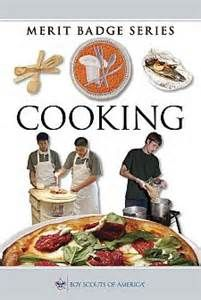 cooking merit badge book - - Yahoo Image Search Results