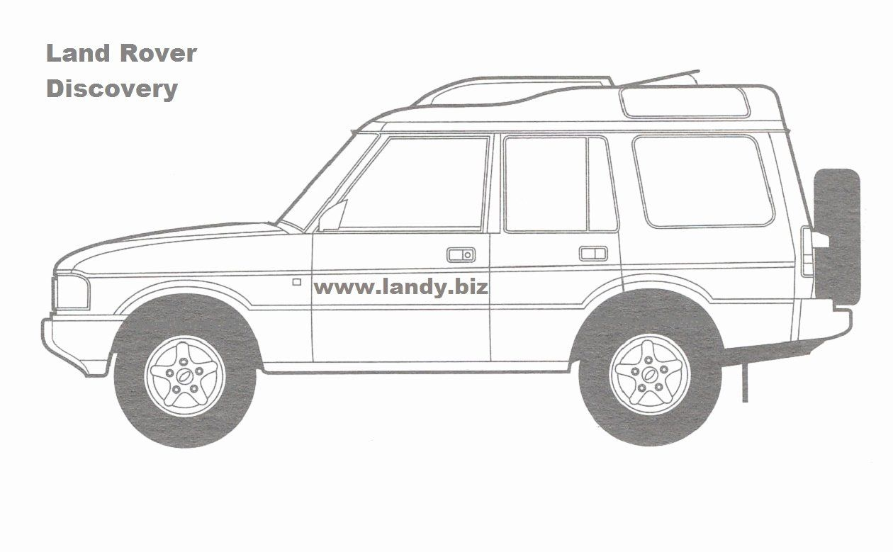 - Range Rover Coloring Pages