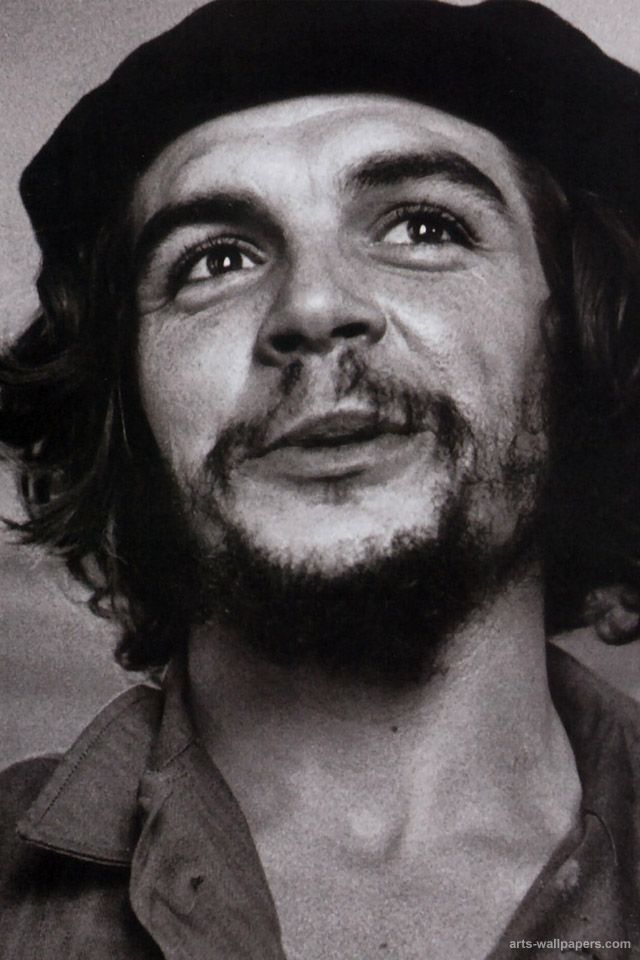 Be realistic, demand the impossible! Che Guevara #presidents