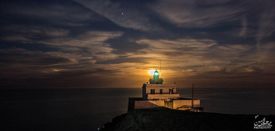 lighthouse tonight by MOHAMED LAMINE FELIGHA on 500px