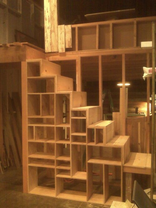 Stair Step Storage although there is no stringer in a tansu stair chest, it is safe