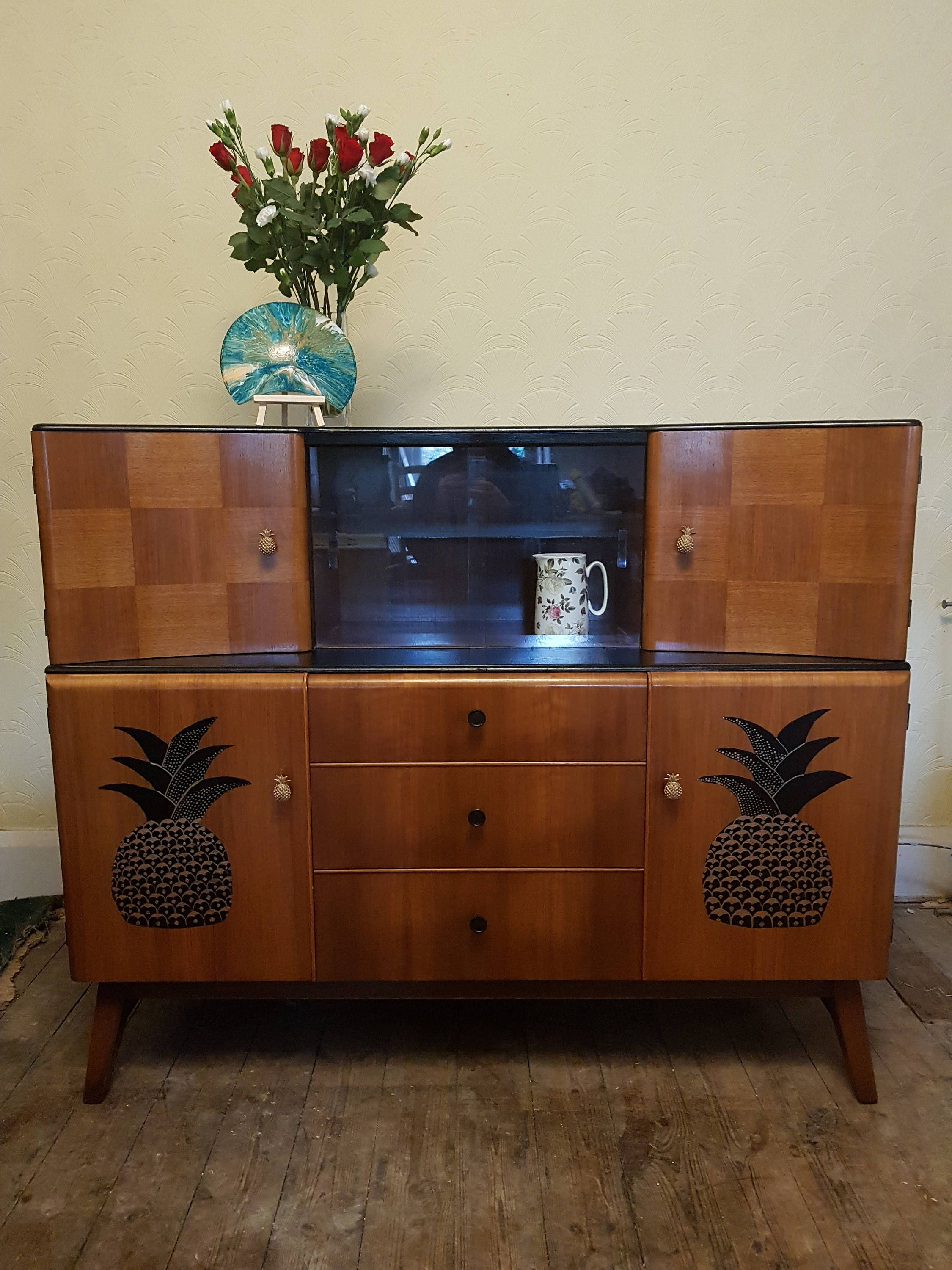 Excited To Share The Latest Addition My Etsy Shop Teak Sideboard Drinks