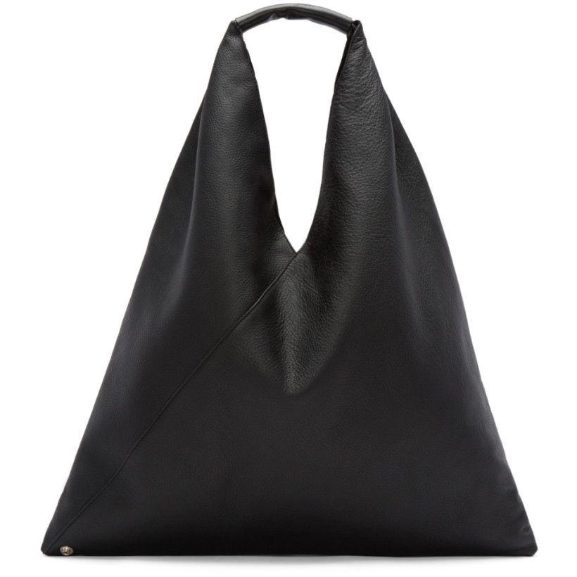 Large Gamme De Réduction Meilleur Jeu Maison Martin Margiela Hobo Leather Tote Bag Vente Site Officiel rJTO3