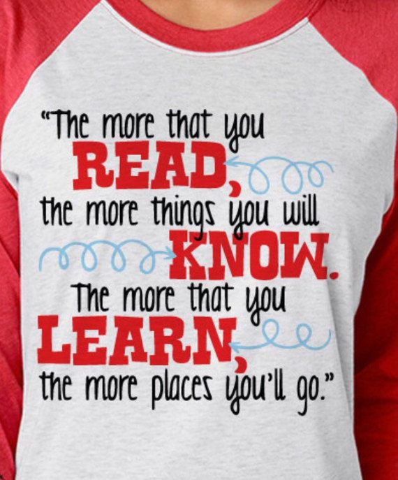 Dr Suess Shirt Read Across America Oh The By Whiskeyandwinesobo