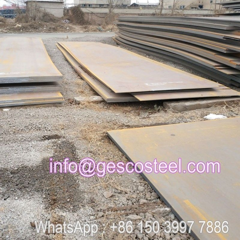 A606 Type 4 Steel Has A Minimum Corrosion Resistance Astm A606 04 Standard Specification For Steel Sheet And S Coffee Table Corten Steel Pallet Coffee Table